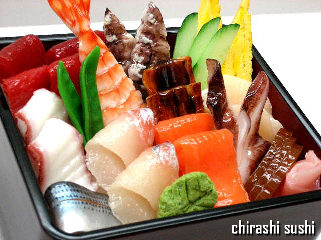 ชิราชิซูชิ (Chirashi Sushi)
