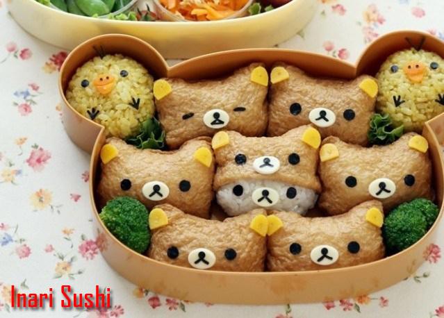 อินะริ ซูชิ (Inari Sushi)