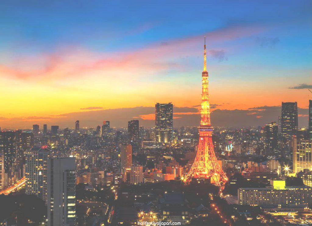 1024x741 - โตเกียวทาวเวอร์