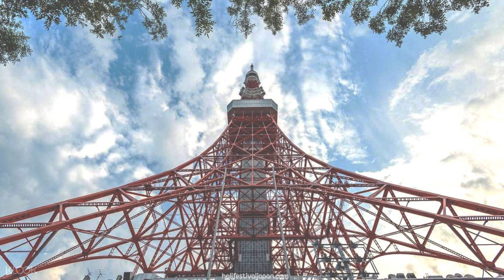 TokyoTower 1 1024x569 - โตเกียวทาวเวอร์
