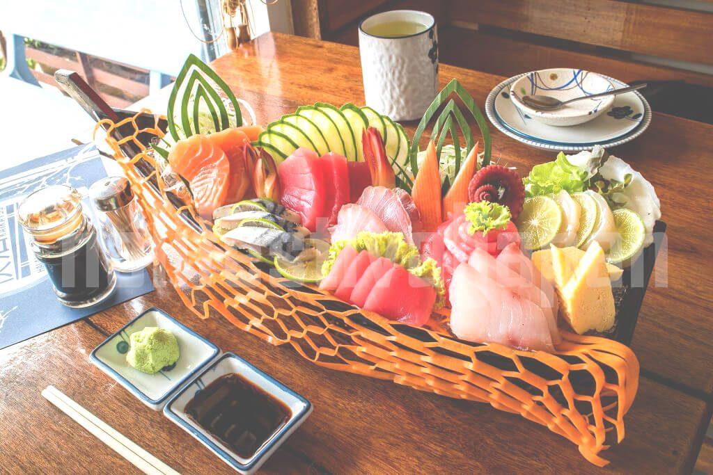 Kaikatsu ร้านอาหารญี่ปุ่น ฮาลาล 1024x683 1024x683 - Sashimi