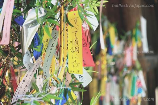 4 2 - เทศกาลทานาบาตะ เทศกาลใหญ่ในญี่ปุ่น