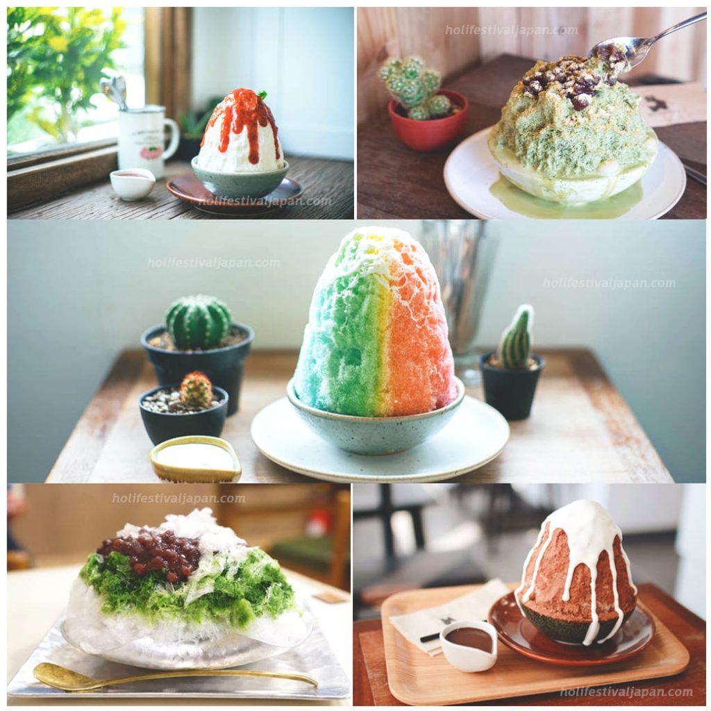 10 1024x1024 - น้ำแข็งใสญี่ปุ่น ขนมที่ได้รับความนิยมในประเทศญี่ปุ่น