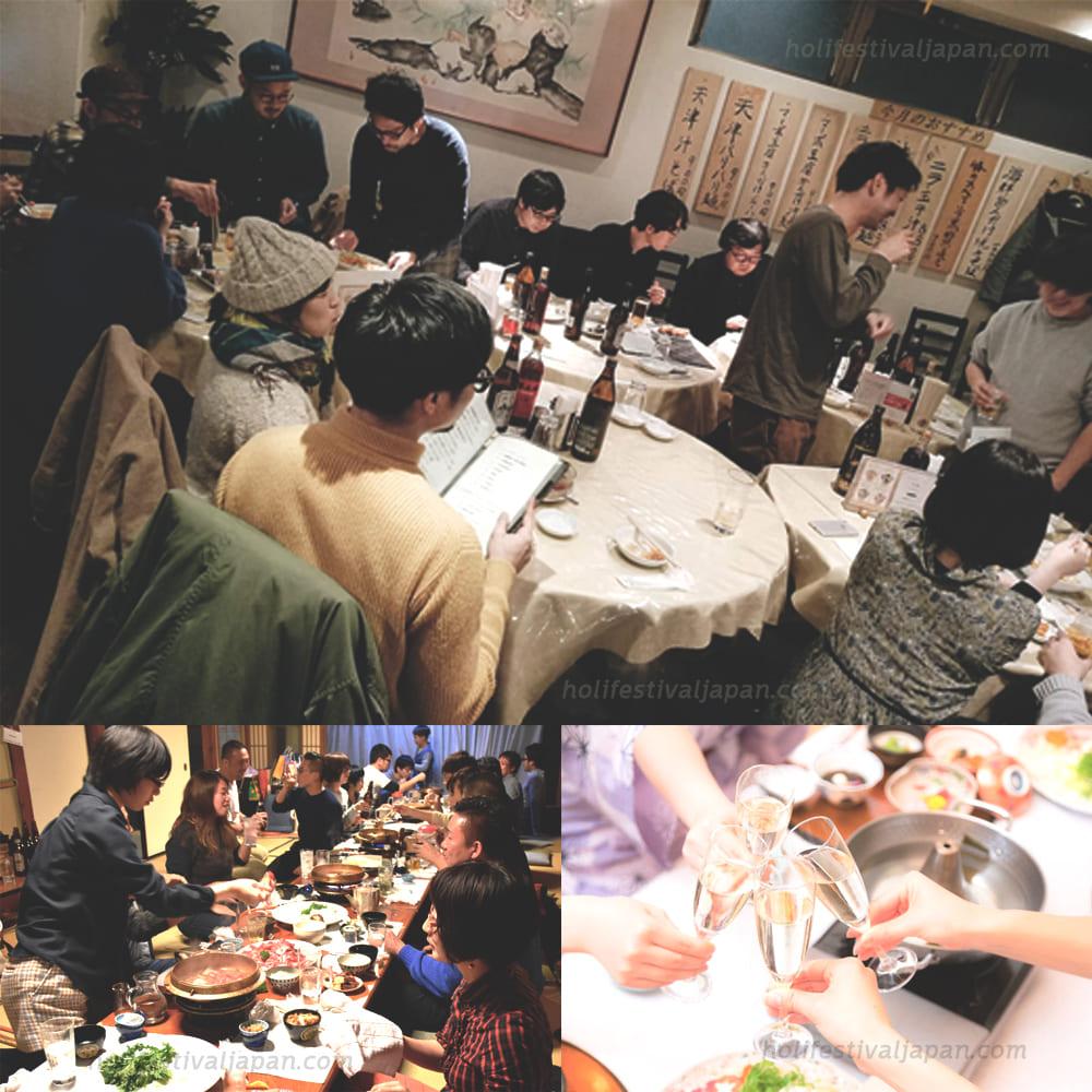 5 - โบเนนไก การเฉลิมฉลองส่งท้ายปีของญี่ปุ่น