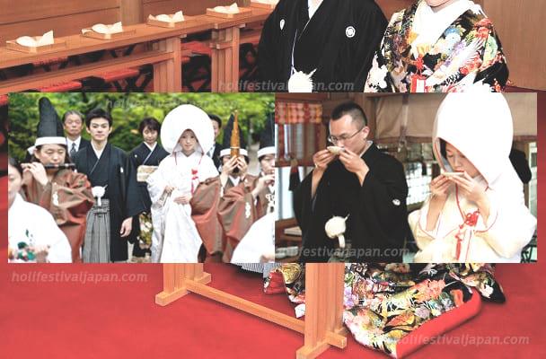 การจักพิธีแต่งงานญี่ปุ่น2 - การจัดพิธีแต่งงานของประเทศญี่ปุ่น