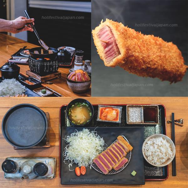 กิวคัตสึ Gyukatsu6 - กิวคัตสึ (Gyukatsu) เมนูอาหารขึ้นชื่อสำหรับคนที่ชื่นชอบการทานเนื้อญี่ปุ่น