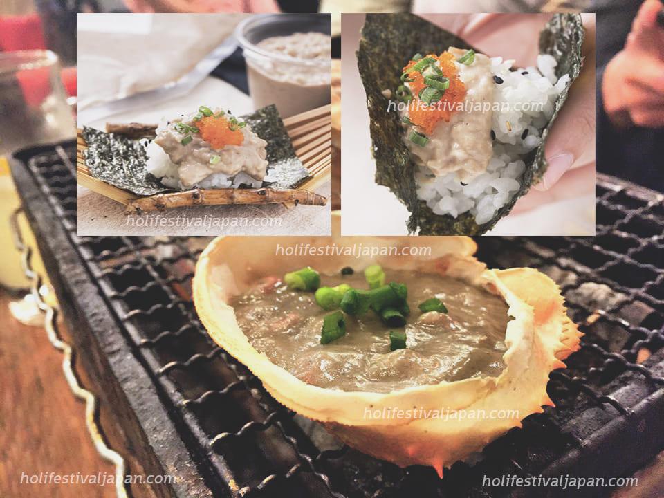 คานิมิโสะ5 - คานิมิโสะ (Kani Miso)ลิ้มรสชาติความอร่อยกับเมนูเนื้อปูผสมกับมันปูญี่ปุ่น
