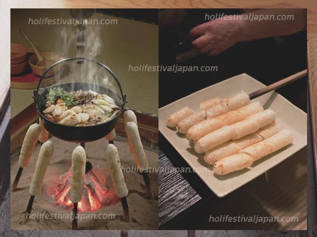 คิริทันโปะ1 - คิริทันโปะ ลิ้มรสชาติความอร่อยกับเมนูอาหารญี่ปุ่น ที่เป็นเมนูอาหารพื้นเมือง